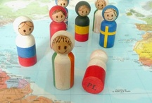 Montessori - Europe / Ideas, resources and continent box ideas for studying Europe / by Sandra M