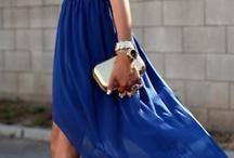 Cobalt / by Pilgrim Clothing