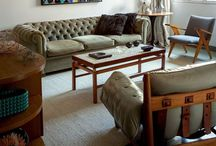 Home: Living Room, Library, Parlor / by Allison D. Hicks
