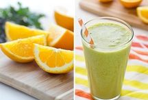 Juicing & Smoothies / by Jennifer Hopkins