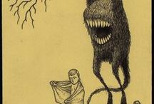 Little Horrors / Terrors: Moral, Sublime, and Existential / by Seth S.
