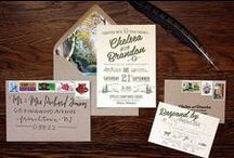 Let us invite / by Melissa