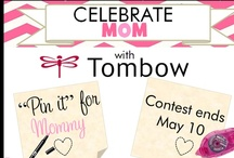 Pin it for Mommy Contest / by Tombow USA