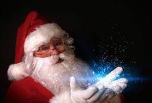 christmas santa / by Michelle Renae