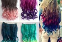 Hair<3 / by Angelina Rizhuk