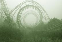 Abandoned / There is something hauntingly beautiful & sad coming across abandoned places / by Evonley Vaiese