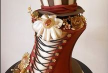 Fancy & Fun Cakes / by Evonley Vaiese