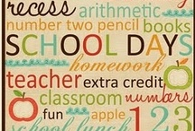 SCHOOL RULES! / by Candy Allen