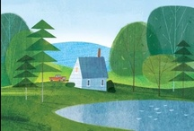 illustration / by Aaron Eskridge