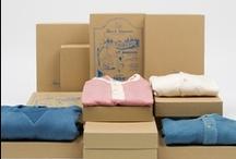 Paper Goods + Packaging / by Bonté