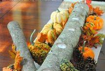 Thanksgiving Centerpieces / by Yolanda {sassymamainla.com}