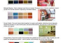 Colours  / by Marina Van Rijswijk