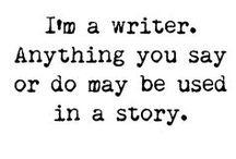 Writerly Things / by Caroline