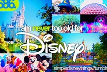 Disney <3  / by Sarah Donaldson