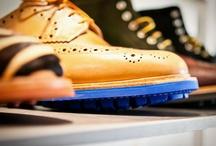 Shoes, sneakers, footwear... / by Fernando Alcázar