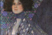 Gustav Klimt / by Pamela Scott