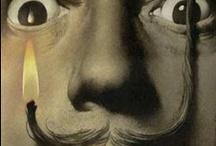 Salvador Dali / by Pamela Scott