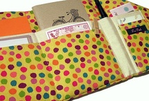 Bifold Clutch Wallet Organizers / Organize in style. / by TeePetals Designs