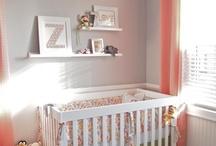 Nursery Decor / by Jaclyn Scheepers