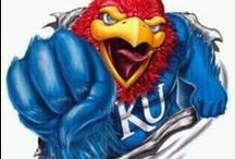 Jayhawk Country! / Stuff from in and around Lawrence, Ks and the Uniiversity of Kansas / by Shirley Schwyhart