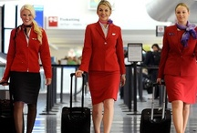 Virgin Style / Look good from takeoff to touchdown and everywhere in between.  / by Virgin Atlantic