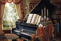Piano / by Gloria Erickson
