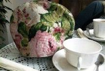 Tea cosy's  / by Cathy Richardson