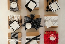 Gift Wrappings & Tags / by Debi Vitale