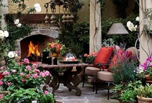 Outdoor living / by Debi Vitale