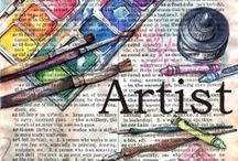 Art Inspirations / by Masterpiece Mixers