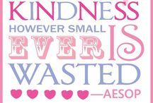 Random Acts of Kindness / by Ashes