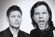 Supernatural / A board for a most epic awesome show. / by Rachael Carlblom-Hoos