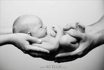 Photo Ideas-Newborns / by Cheryl Nichols