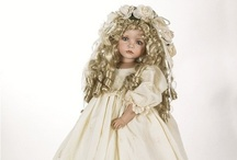 Dolls for my collection / by Linda Busch