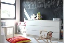 Heart & Home - Kids' Room / by Rose