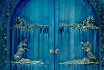 Portals to the Inner Sanctum - Some doors are just beautiful! / by Mike Hill