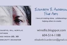 My Art / by Elizabeth Anderson