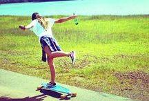 Longboard x Ride / by Alexandra Levy