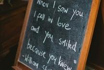 Sayings / by Julie Snow