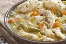 Soup & Salad / by Kathy Braendel