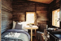 cabin / for that dream guest house/studio in the backyard / by Allison Lassiter