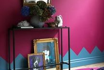 Making an Entrance / Even with little space! / by Wanda Swain Bland