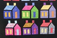 house quilts / by Wendy Cole