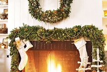 Holiday Mantles and Trimmings! / by Haute Holidays