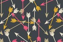 Blog header inspiration  / by Mara van Geldern