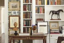 Library / by Martha Fetzer