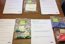 Math Learning Stations / by Sherrie Nackel