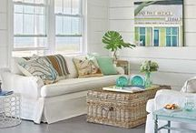 home COTTAGE beachLakeHouse / cottage DECOR... lakehouse... beach house... DIY... ideas... / by Pixel Musings