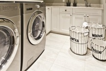 Laundry room / by Angie Chumley