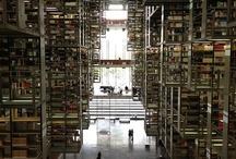 José Vasconcelos Library / http://bibliotecavasconcelos.gob.mx/ / by Museum Planning, LLC